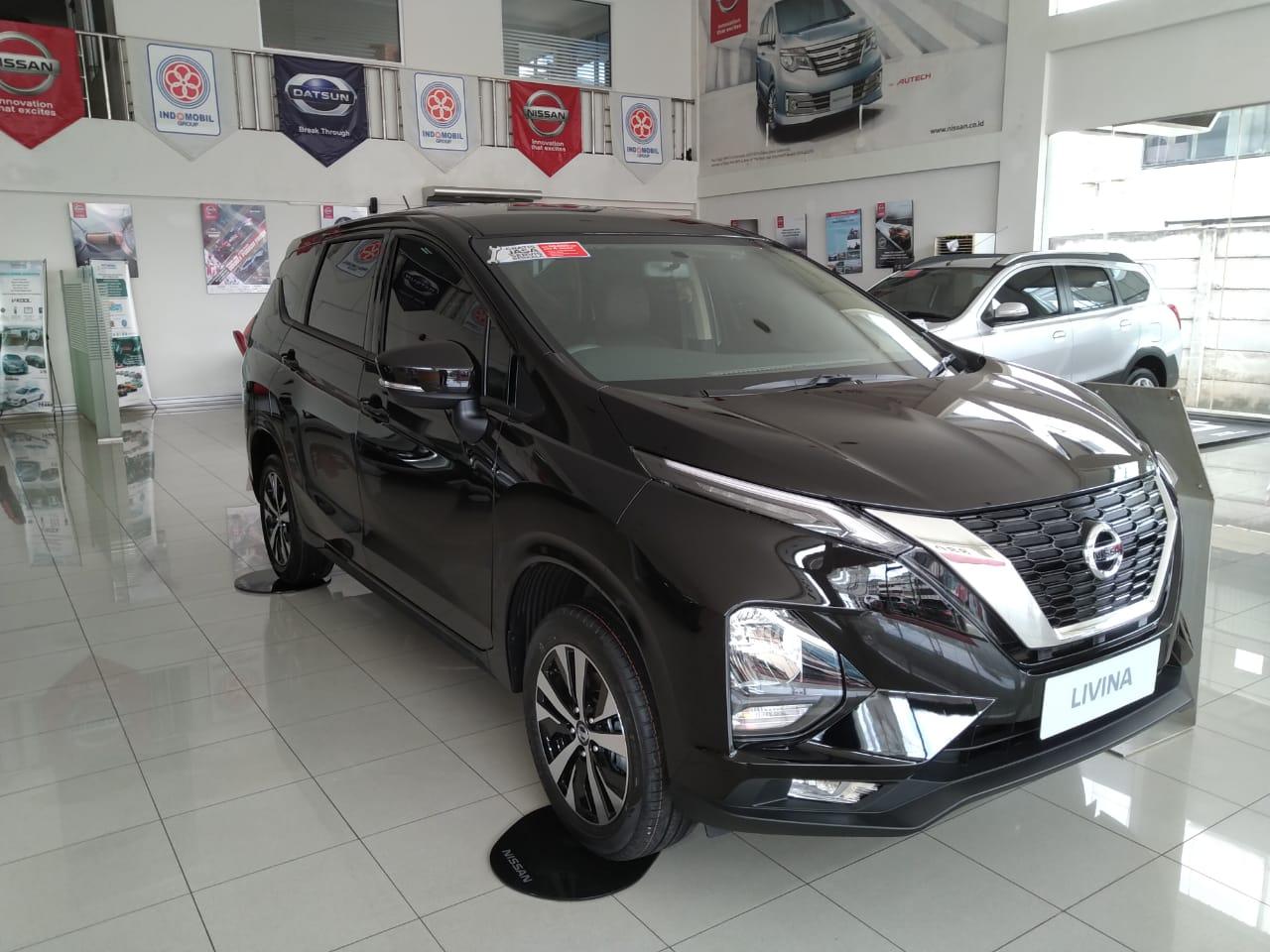 Dp Nissan Livina 2019